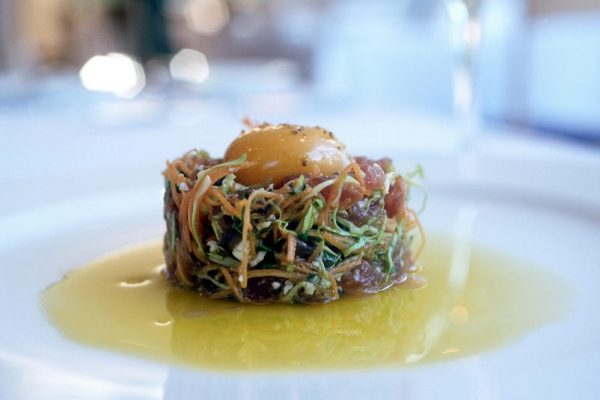 Canva - Neil Perry's Salmon Tartare