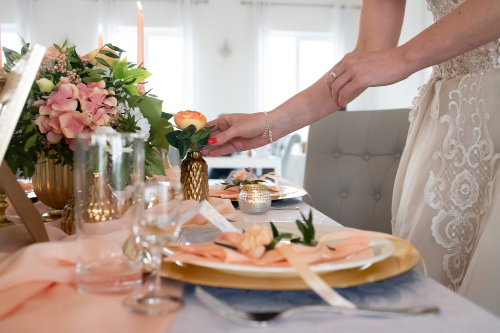 Przyjęcie po ślubie cywilnym